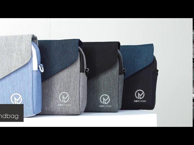 OMYLIVING UV Sanitising Handbag|Enjoy Finer Things In Life Even In Unusual Times