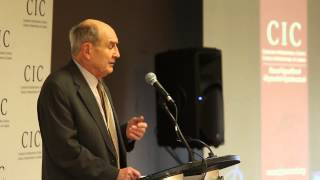 CIC National Capital: An Evening with David Halton on the Evolution of Political and War Reporting