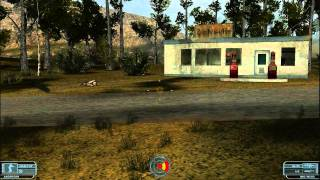 Tom Clancys Ghost Recon PC Walkthrough Part 8 - Mission 4 - Black Needle