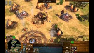 Battle of Little Bighorn - Age of Empires 3 The Warchiefs - Act 2 Mission 7 - Hard Walkthrough