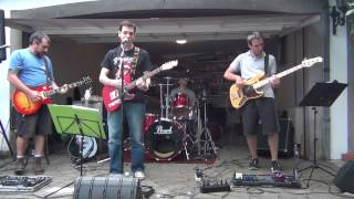 UNDER MY THUMB - Tumbling Dice Rolling Stones Tribute Band (Time Lapse - Garage Band)