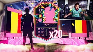 20 GUARANTEED OTW PACKS!! OMG! FIFA 20