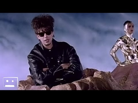 Echo and the Bunnymen - Lips Like Sugar (Official Music Video)