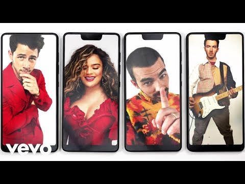 Jonas Brothers ft. KAROL G – X (Official Video)