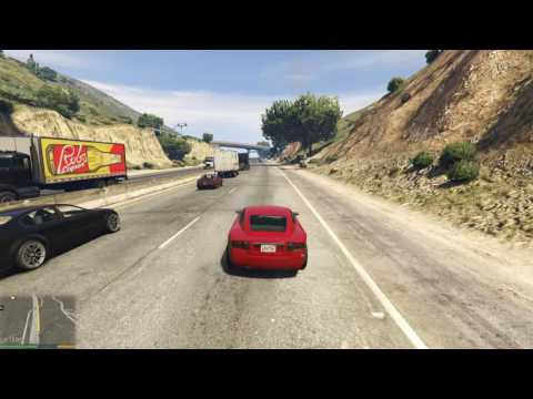 Grand Theft Auto V  Mission 32 (I Fought the Law)