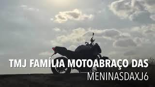 Fechada de moto