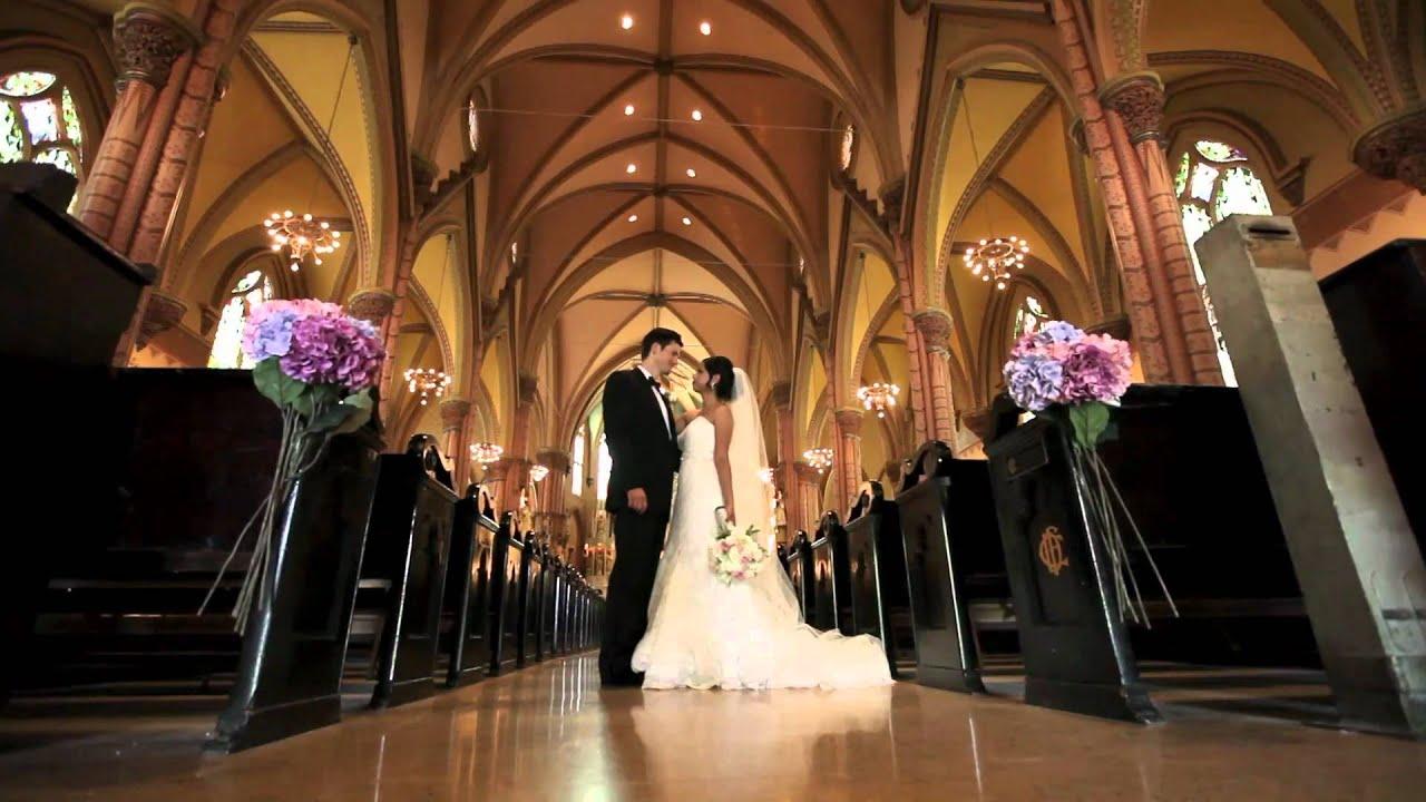Fall Outdoor Decorations Wallpaper Beautiful Filipino Catholic Wedding In Chicago Youtube