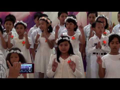Kasih Yesus & Bangga Menjadi Anak Katolik