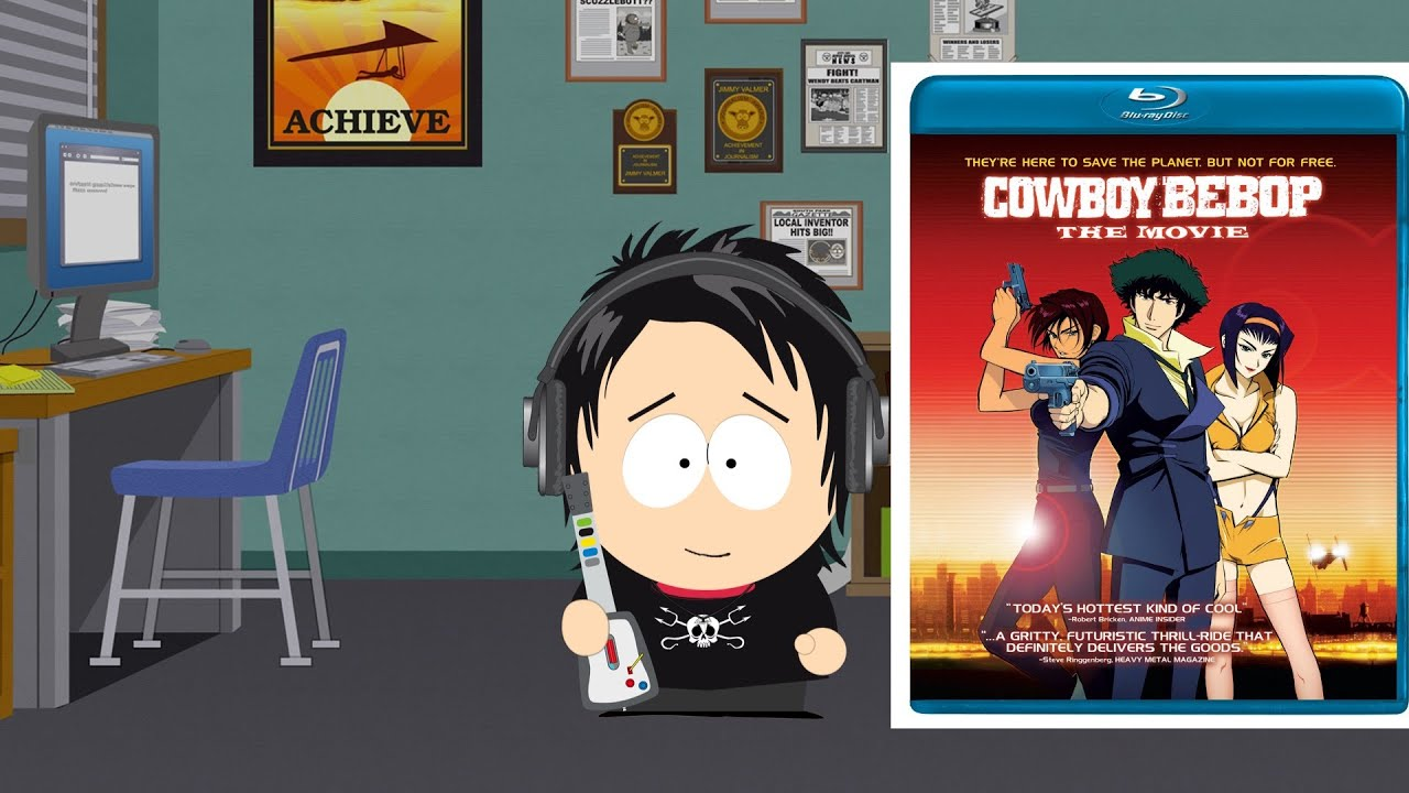 cowboy bebop the movie bluray unboxing youtube