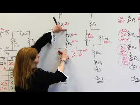 electronic series parallel combination circuits part 3 eeris fritz rh youtube com