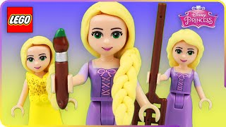 ♥ LEGO Best of Disney Princess Rapunzel Compilation (Cabbage Thief's, Charity day, Creativity...)