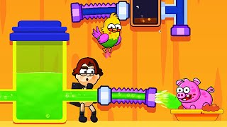 Flow Legends - All Levels Gameplay Android,ios (Levels 11-20)
