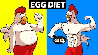 The Egg Diet | Lose 10 lbs in 7 Days