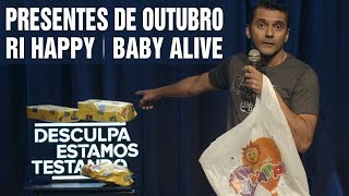Stand Up - Presentes   Ri Happy   Baby Alive