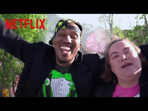 Disjointed  Teaser: 420 Musical Singalong  Netflix