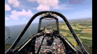 IL-2 Cliffs of Dover - Trouble in France (online ATAG)