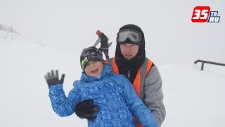 «На лыжах к мечте» стремятся череповецкие дети с особенностями развития
