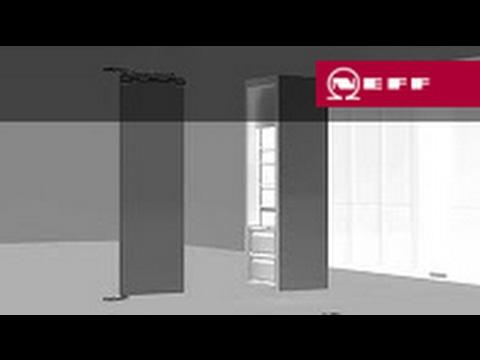 Bosch Kühlschrank Türanschlag Wechseln : Gerätetür türanschlagwechsel montageanleitung für neff freshsafe