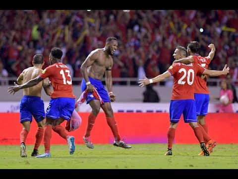 Costa Rica seal 2018 FIFA World Cup spot with draw vs Honduras
