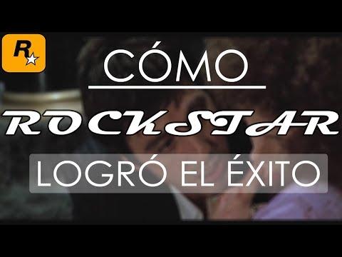CÓMO ROCKSTAR GAMES LOGRÓ EL ÉXITO   LA HISTORIA DE ROCKSTAR