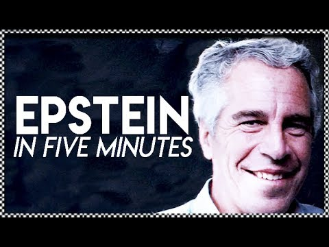 The Jeffrey Epstein Story | Explained in 5 Minutes