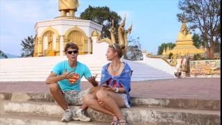 MariOla w Podróży Vlog#108 Krwiste drzewo Muang La/Oudom Xay Laos