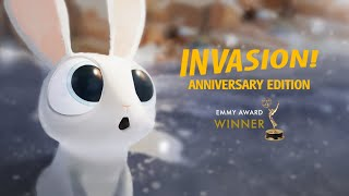 INVASION! Anniversary Edition - Official Trailer [Oculus Quest] Ft. Ethan Hawke