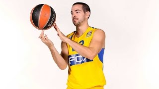 Focus on Taylor Rochestie, Maccabi FOX Tel Aviv