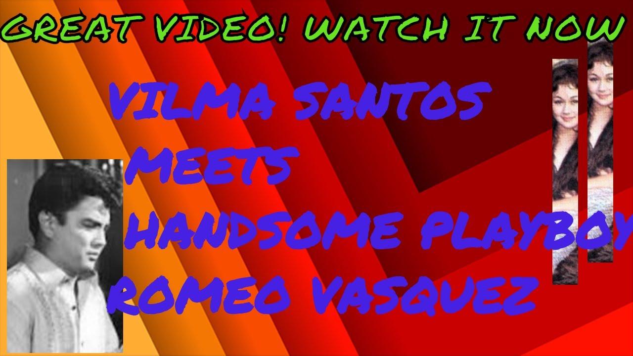 Good Morning Sunshine Vilma Santos : Vilma santos meets handsome playboy romeo vasquez youtube
