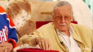 Spoilers with Kevin Smith: Interview with Stan Lee