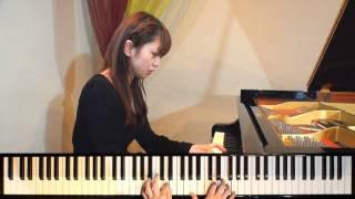イタリア協奏曲 第1楽章 (J.Sバッハ) 横内愛弓