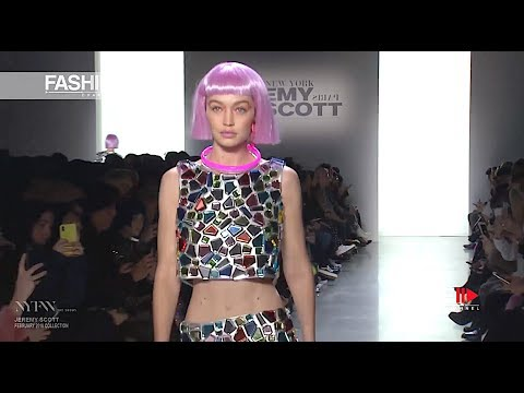 JEREMY SCOTT Fall 2018/2019 New York - Fashion Channel