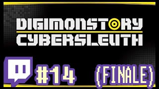Digimon Story: Cyber Sleuth [Twitch | #14 | CH 19-20 | FINALE]