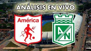 ANÁLISIS AMÉRICA 1 - 2 NACIONAL. Liga BetPlay 2020