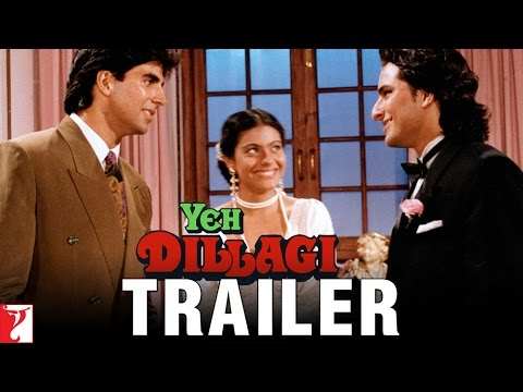 Dillagi is listed (or ranked) 15 on the list The Best Bobby Deol Movies