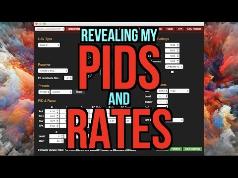 Revealing My KISS PIDs And RATES