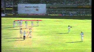 bombay brownwash 1 india vs england 1993