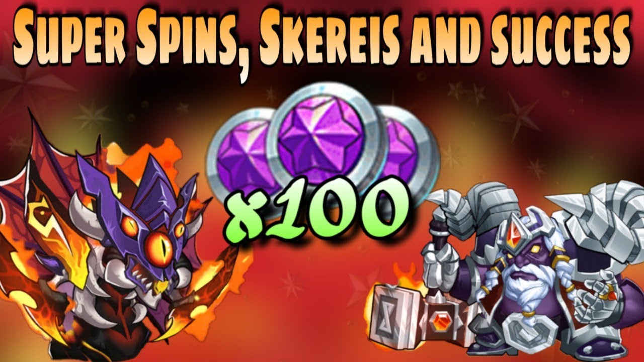 Idle Heroes (O+) - 100+ Super Wishing Spins, 10* Cthugha and More!