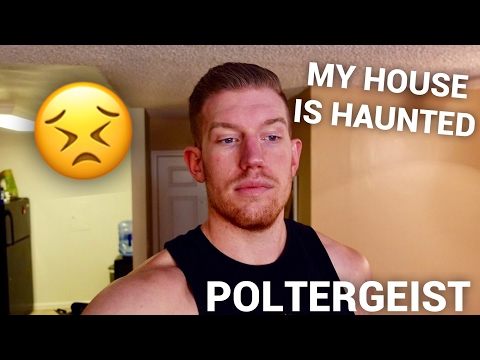 REAL POLTERGEIST CAUGHT ON FILM! NOT CLICKBAIT! CRAZY!!