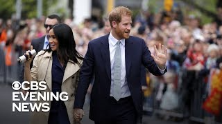 Meghan and Harry charm locals on Australian tour