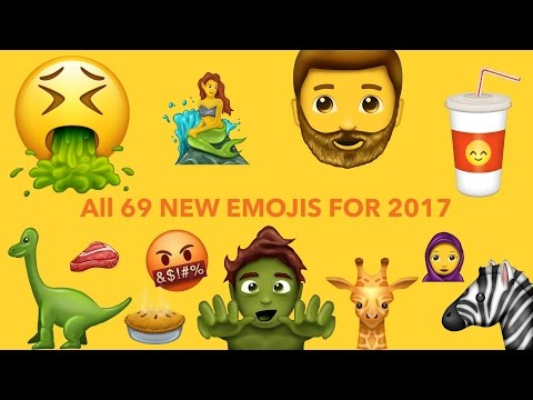 vea los 56 nuevos emojis que podra usar