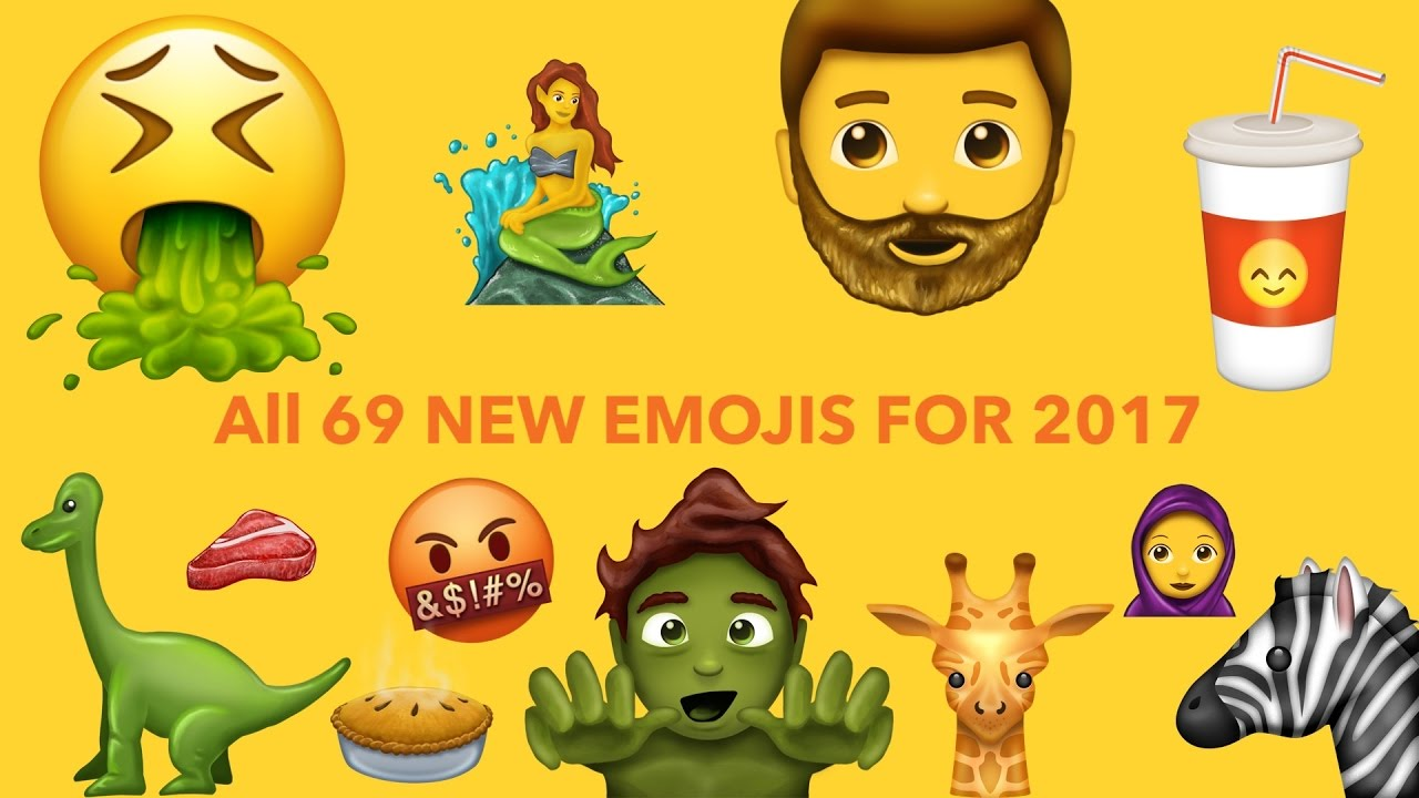 Gender neutral emoji approved for 2017