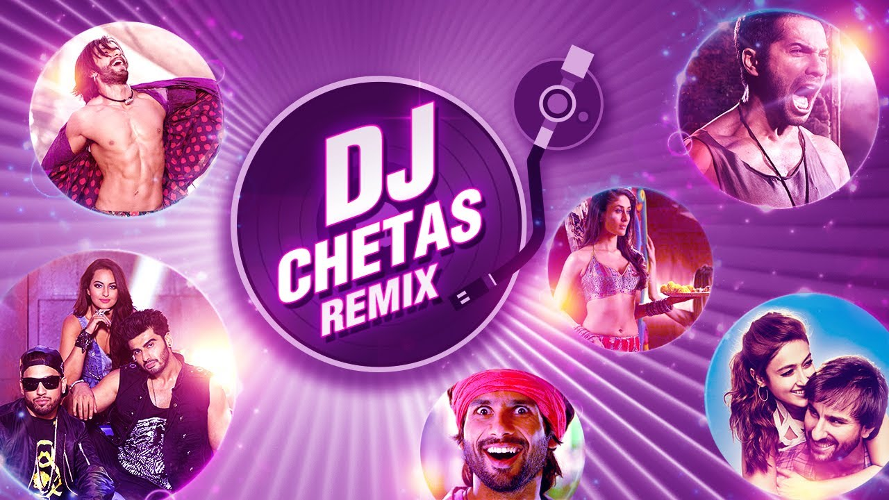 Party Songs (Video Remix Version) by DJ Chetas   House of Dance