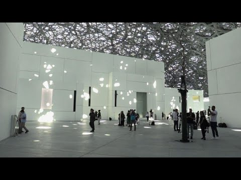 The Louvre Abu Dhabi prepares for grand opening