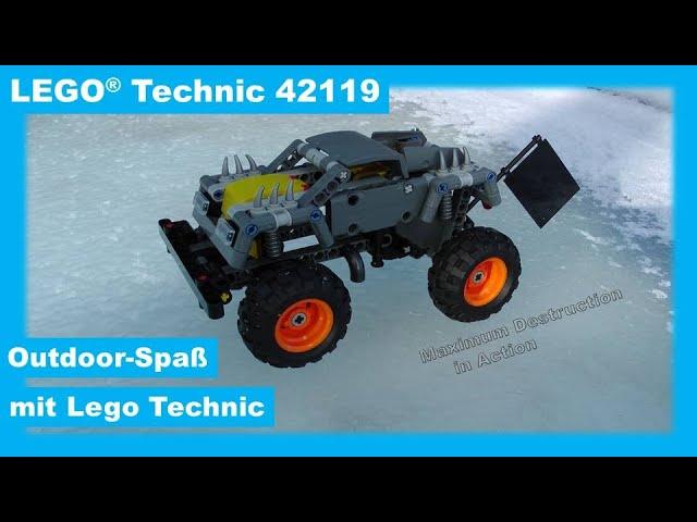 LEGO® Technic 42119  -  Outdoor-Spaß mit Lego Technic