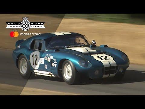£25millon Shelby Cobra