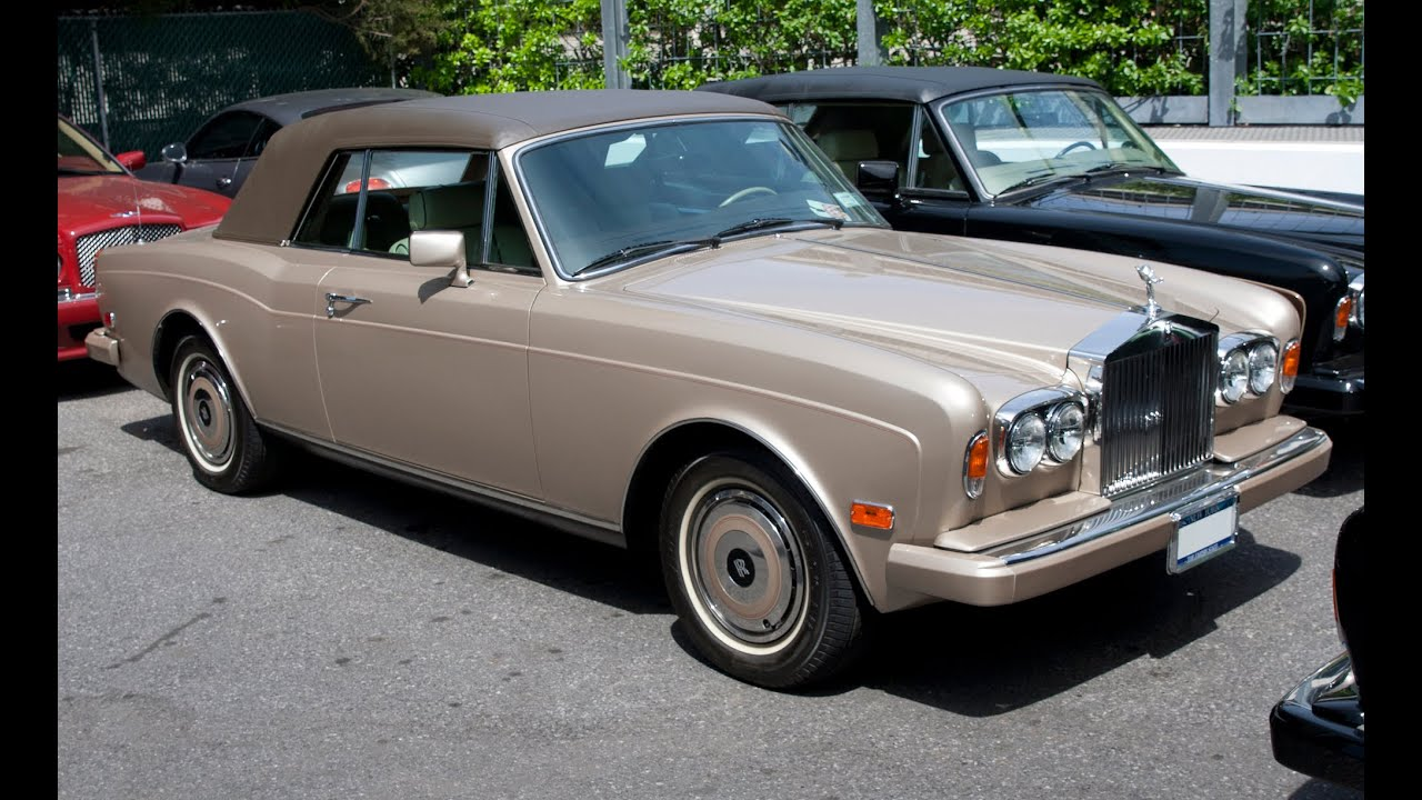 Rolls Royce Corniche Low Budget Review