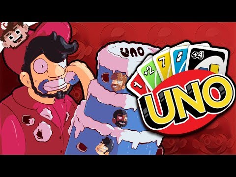 The RETURN of RULE 7-0!   The Derps Get Fat! (UNO Multiplayer - Hand Swap)