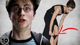 Top 10 Harry Potter Funniest Bloopers – Part 2