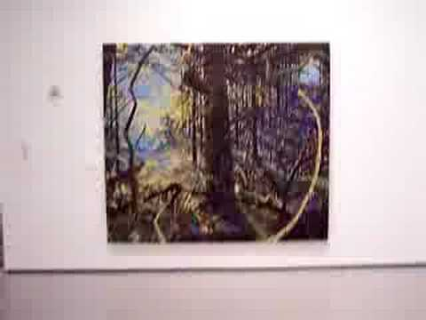 Woody Shepherd Yale University Thesis Exhibition